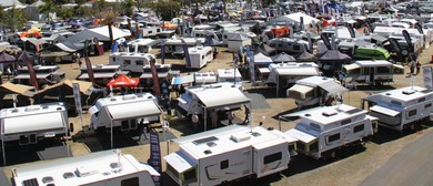 2017 Home Show & Caravan, Camping, 4x4 & Fishing Expo
