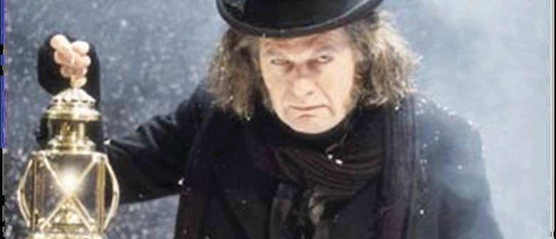 The Fall and Rise of Mr Scrooge