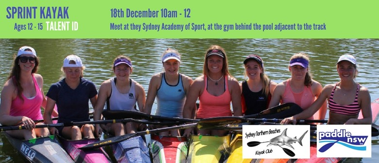 Sprint Kayaking Talent ID