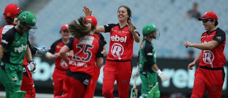 rebel WBBL - 02 Match 35 - Melb Renegades Vs Melbourne Stars