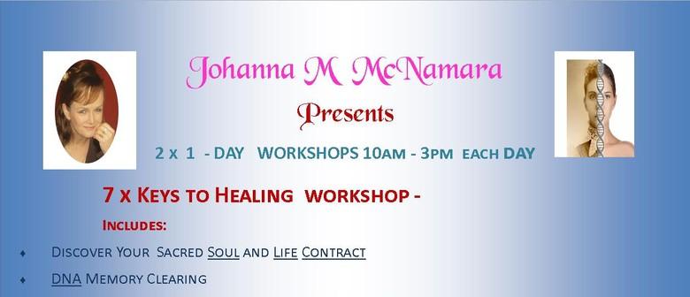 7 Steps To Healing Soul & Life Purpose & Healing Codes