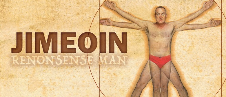 Sydney Comedy Festival – Jimeoin – Renonsense Man
