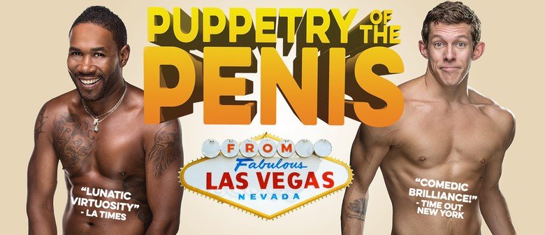 Adelaide Fringe – Puppetry Of The Penis