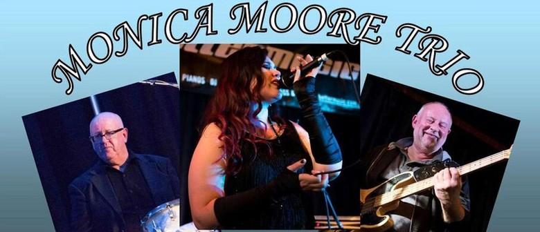 Monica Moore Trio and Moondog J