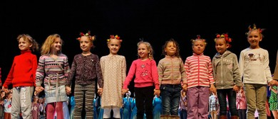 Kids Drama Classes Weekly