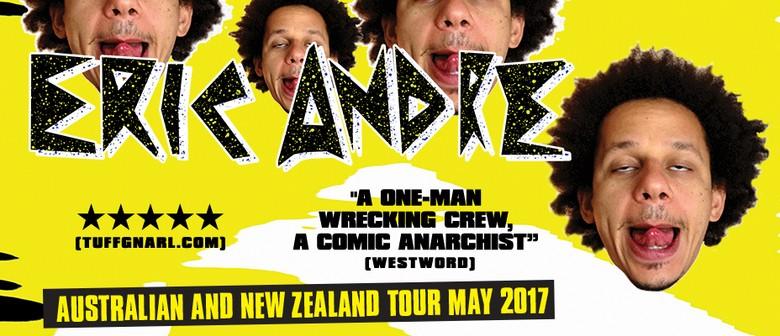 Eric Andre Australian Tour 2017