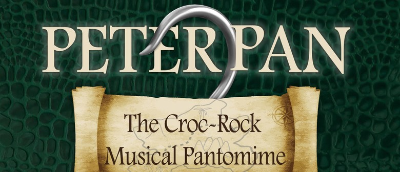 Peter Pan – The Croc-Rock Pantomime