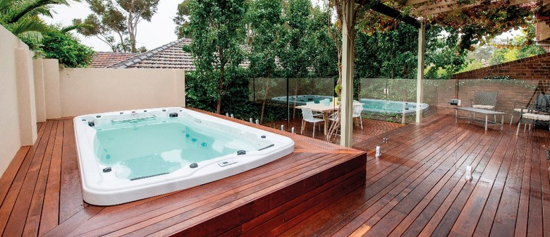 Spasa pool and spa plus outdoor living expo melbourne for Pool expo show