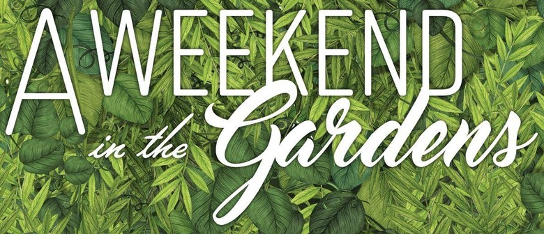 A Weekend In The Gardens – Icehouse - Melbourne - Eventfinda
