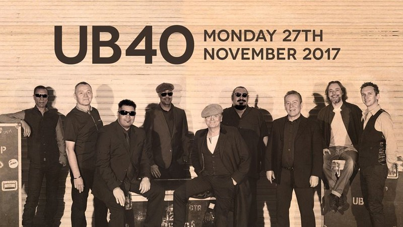 UB40 – The Hits and More Tour - Perth - Eventfinda
