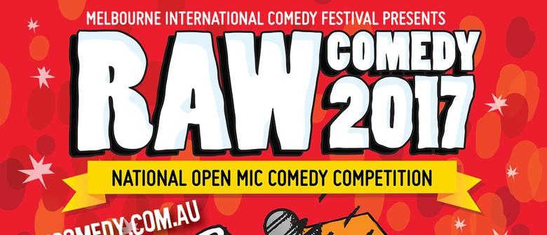 Raw Comedy 2017 – Heat 2