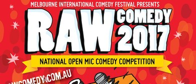 Raw Comedy 2017 – Heat 7