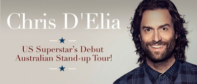 Melbourne International Comedy Festival – Chris D'Elia