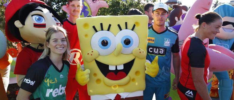 Big Bash League - Melbourne Renegades vs Perth Scorchers