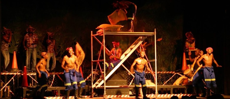 Adelaide Fringe – Stimela – The Gumboot Musical