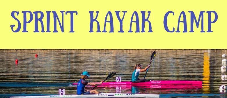 Sprint Kayak Holiday Camp