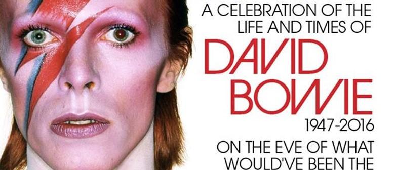 The Mind Warp Pavilion: David Bowie Celebration