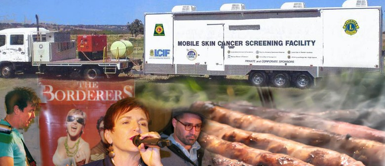 Lions Mobile Skin Cancer Screening Unit Launch