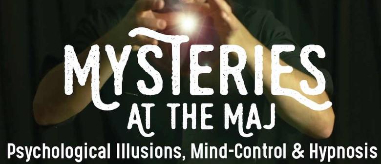 Fringe World Festival – Mysteries At the Maj