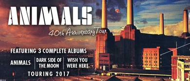 The Pink Floyd Experience – Animals 40th Anniversary Tour