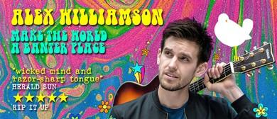 Brisbane Comedy Festival – Alex Williamson