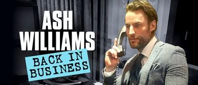 Melbourne International Comedy Festival – Ash Williams