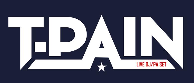 T-Pain – DJ/PA Australian Tour