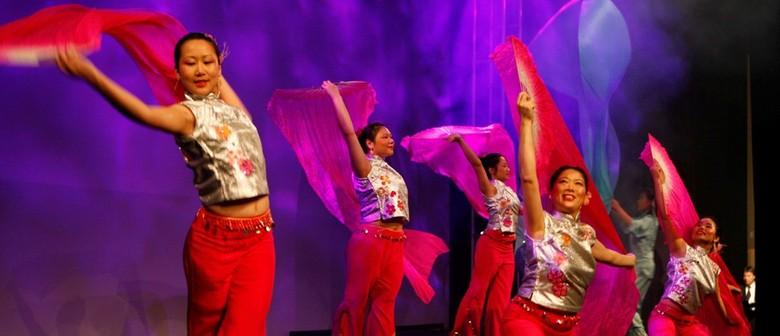 Chung Wah Cultural Dancers
