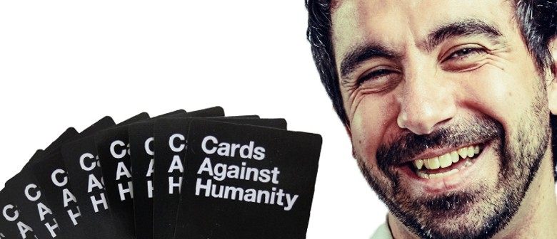 Comedians Against Humanity Hosted By Yianni Agisilaou