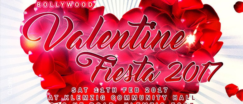 Bollywood Valentine Fiesta 2017: CANCELLED