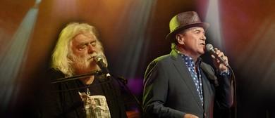 Glenn Shorrock and Brian Cadd