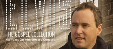 Damien Leith Performs Elvis – The Gospel Collection