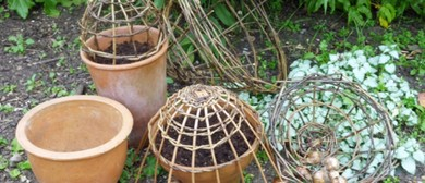 Pot Weaving