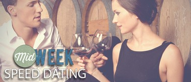 Midweek Speed Dating – Age 40-55