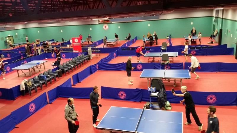 Table Tennis Open Night Melbourne Eventfinda