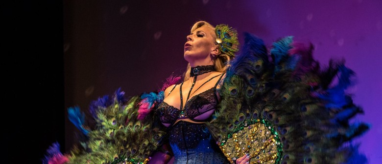 Caribbean Queen Burlesque World Tour