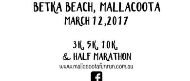 Mallacoota Fun Run