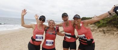 30km Melbourne Coastrek 2017
