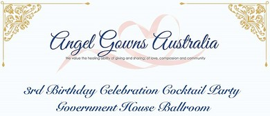 Angel Gowns 3rd Birthday Celebration Cocktail Party