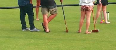 Hammer Time Croquet
