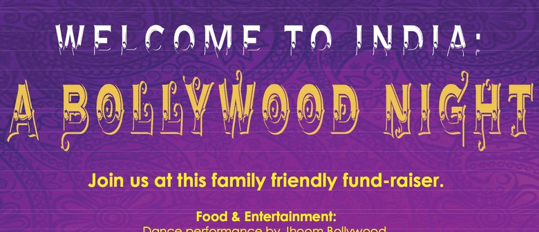 Welcome to India – A Bollywood Night