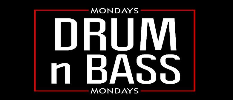 Drum N Bass Mondays