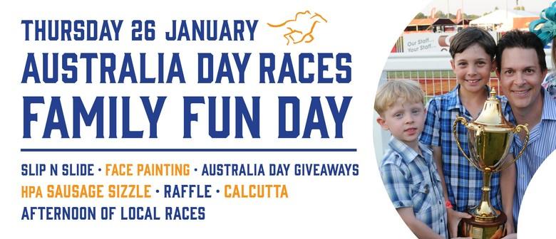 Australia Day Races