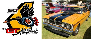 17th Falcon GT National Concourse