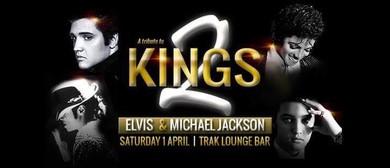 2 Kings – Elvis and Michael Jackson Tribute