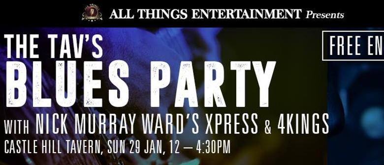 The Tav's Blues Party