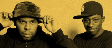 Pete Rock and C.L. – Smooth Australian Tour