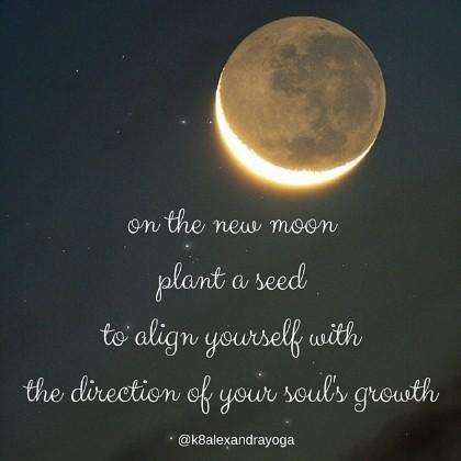New Moon Meditation Sound Journey - Halls Head - Eventfinda