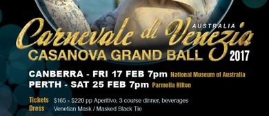 Casanova Grand Ball – A Venetian Affair