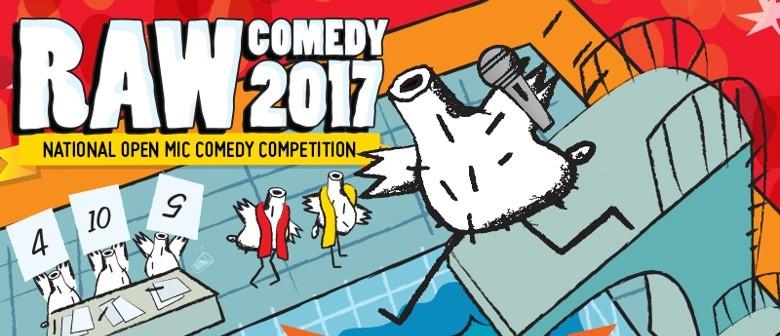 Fringe World Festival – Raw Comedy 2017